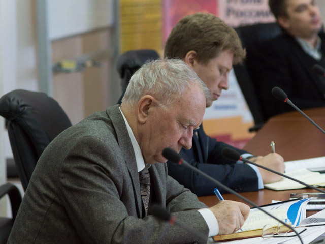 International Conference |  Electric Power of Russia, 5-6 December 2012, Moscow, Russia